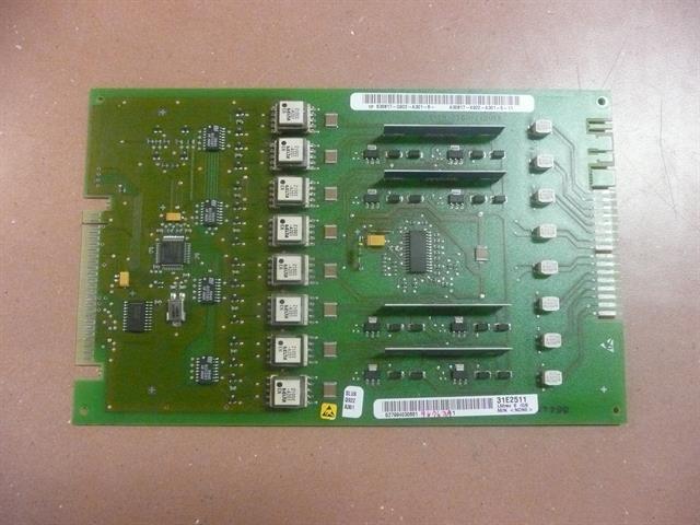Siemens S30817-Q922-A301-6 Circuit Card image