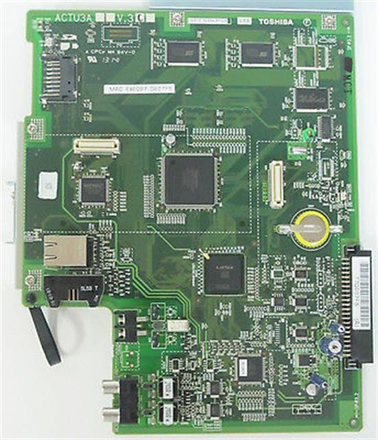 Toshiba ACTU3A-S (New-in-Box) Card image
