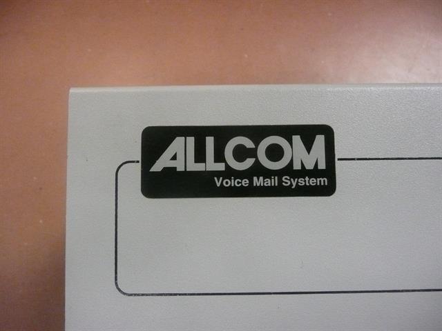 Carolina Digital ALLCOM Voicemail image