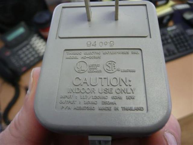 Nortel AD-2038E Power Supply image