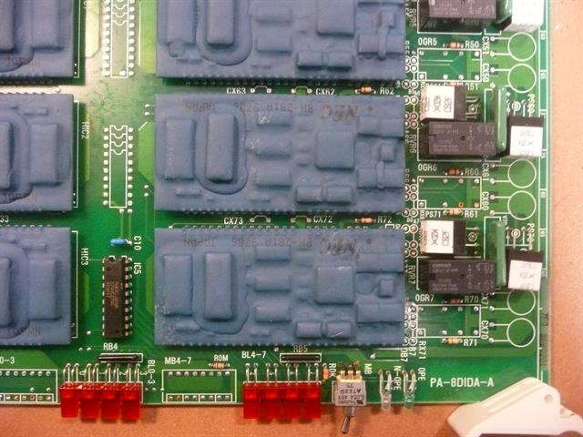 NEC PA-8DIDA-A / M-676704 Circuit Card image