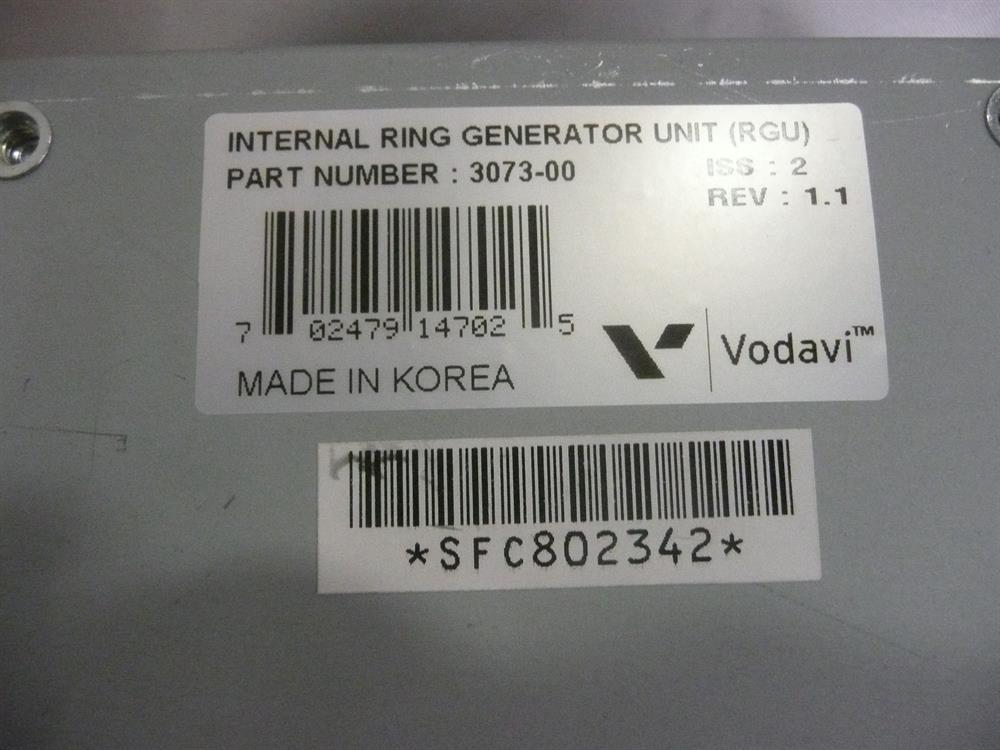 Vertical Vodavi 3073-00 / RGU Module image