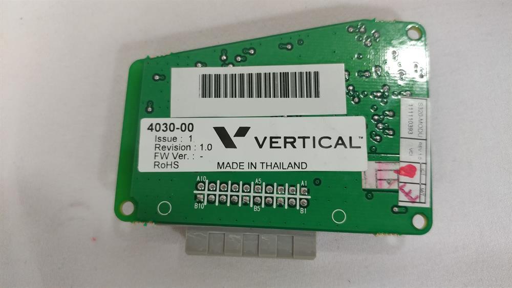 4030-00 - MODU Vertical Communications image