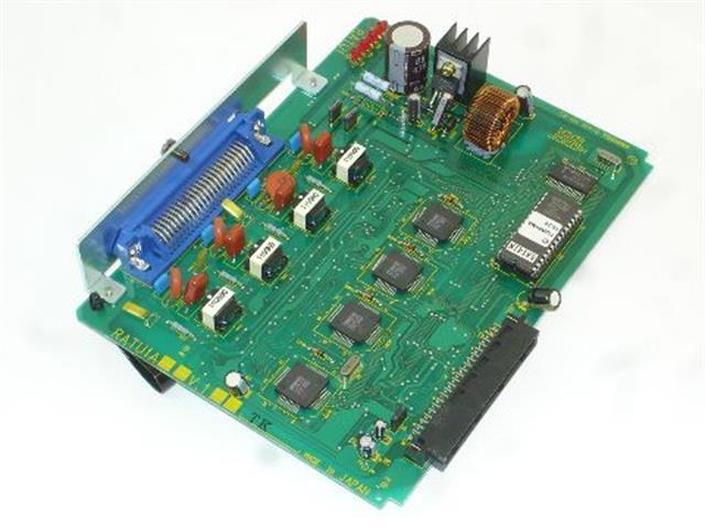 Toshiba RATU1A Circuit Card image