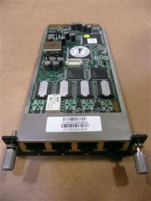 3COM FXS / 3CRVG52002-07 Module image