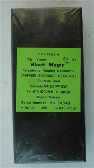 Black Magic Telrad image
