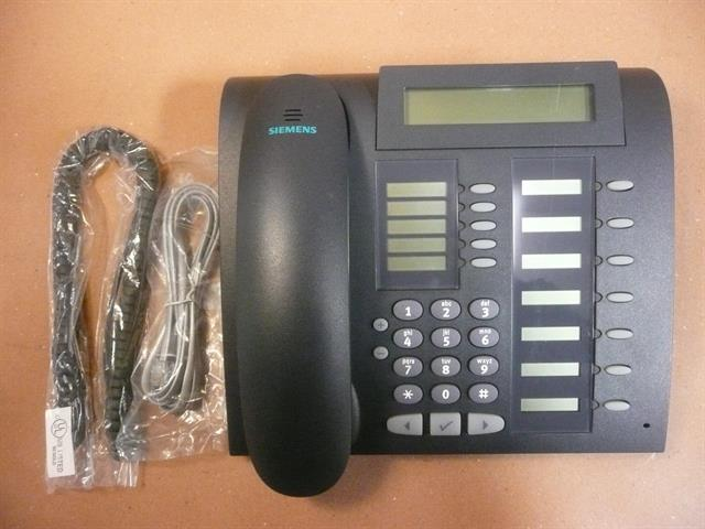 Siemens Optipoint 420 Economy S30817-S7209-A107 Manganese Digital Telephone image