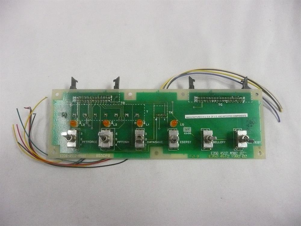 Fujitsu E20B-4512-R980 (BSSDPB) Card image