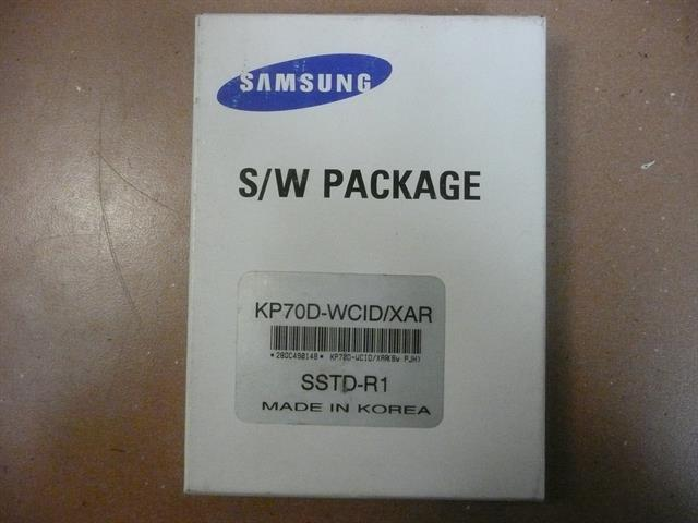 Samsung SSTD-R1 / KP70D-WCID Kit image