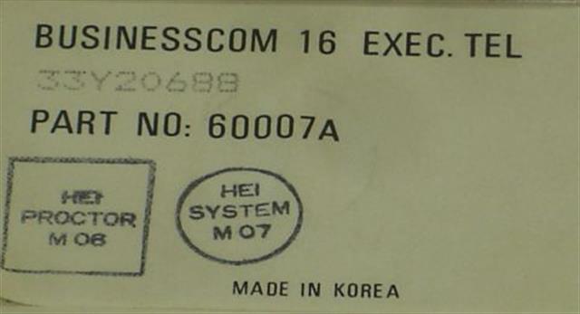 Tie 60007A (B Stock) Phone image