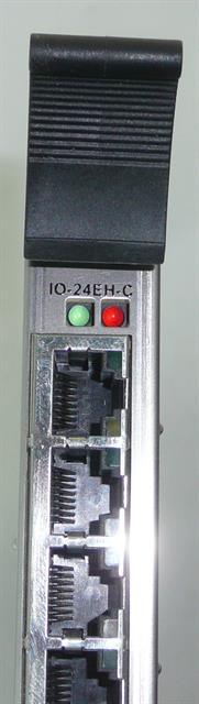 Vertical Networks IO-24EH-C Circuit Card image
