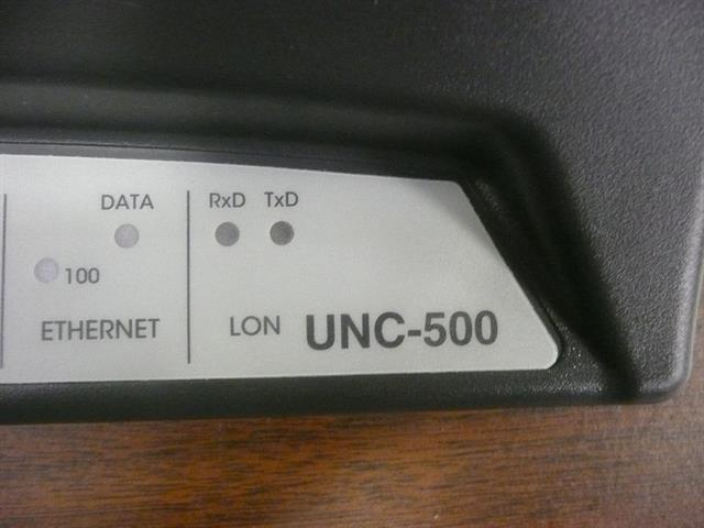 Invensys Building Systems UNC-500-11 Module image