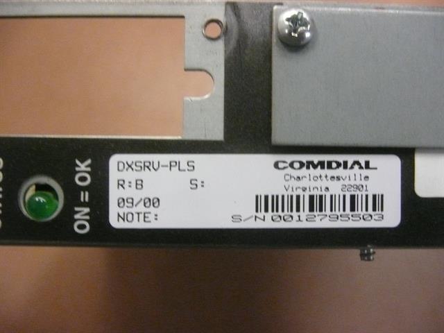 Comdial DXSRV-PLS Circuit Card image