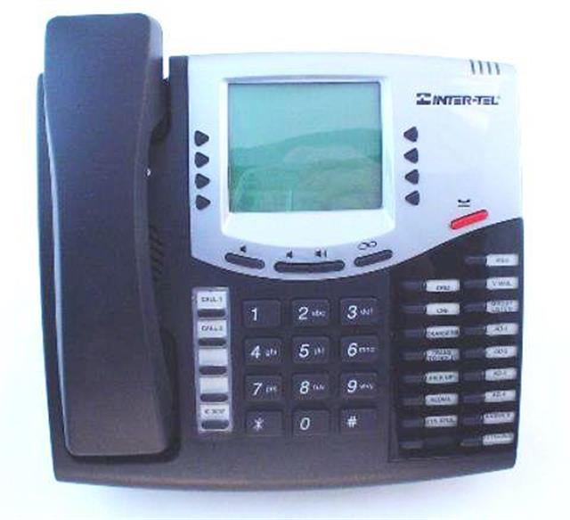 Inter-Tel 550.8662E (NIB) Phone image