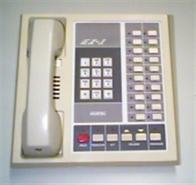 Executone- Isoetec 80500 (B Stock) Phone image