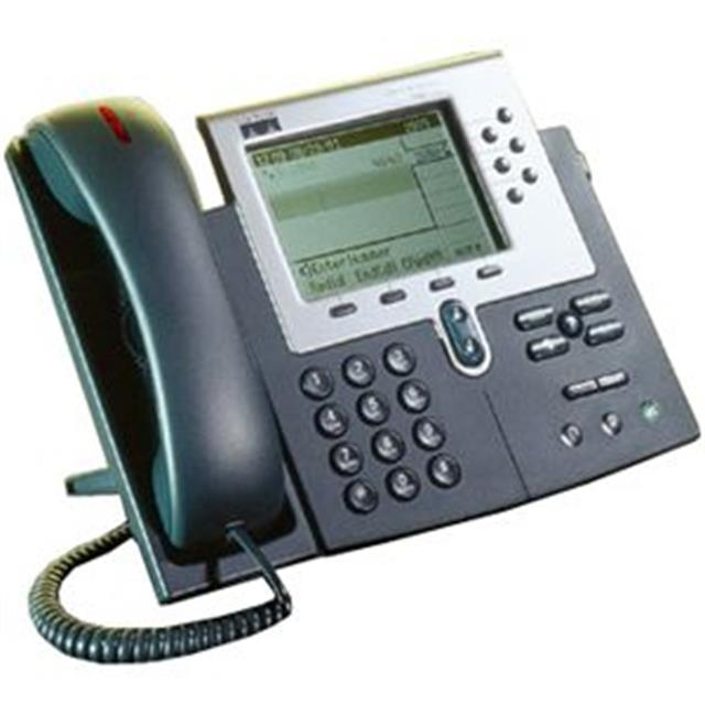 Cisco CP-7960 (B-Stock - Scratch and Dent) Phone image