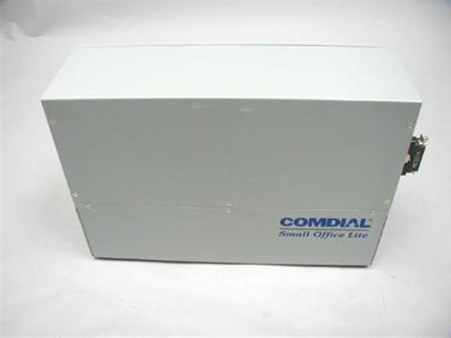 Comdial Verbatim CSLITE-D4-TIGER Voicemail image