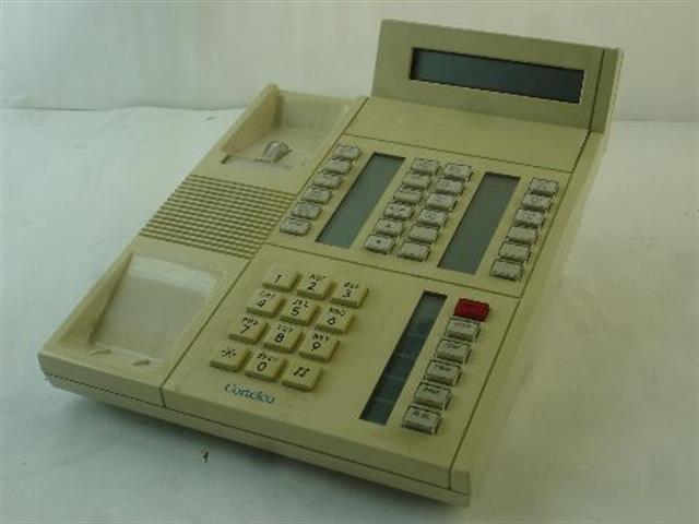 ITT Cortelco eOn 913075-MOE-20E White Small Display (B-Stock) Phone image