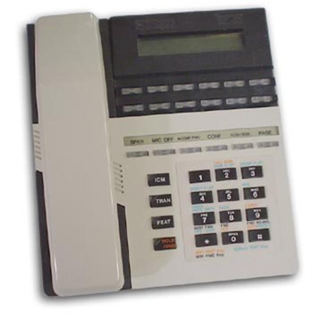 Iwatsu ZT-12D Phone image
