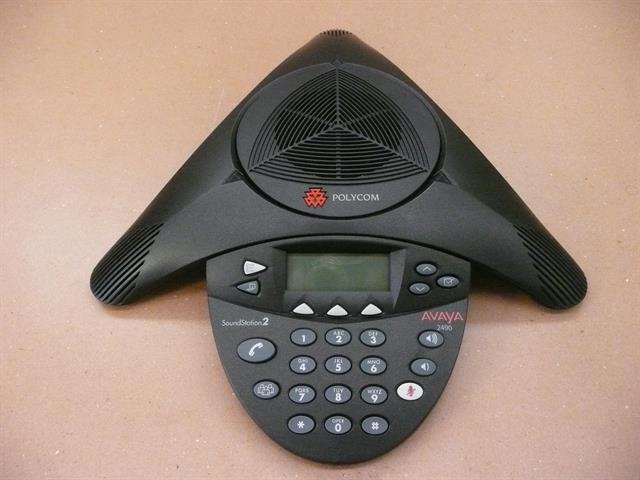 Avaya Avaya 2490 Conference Phone image