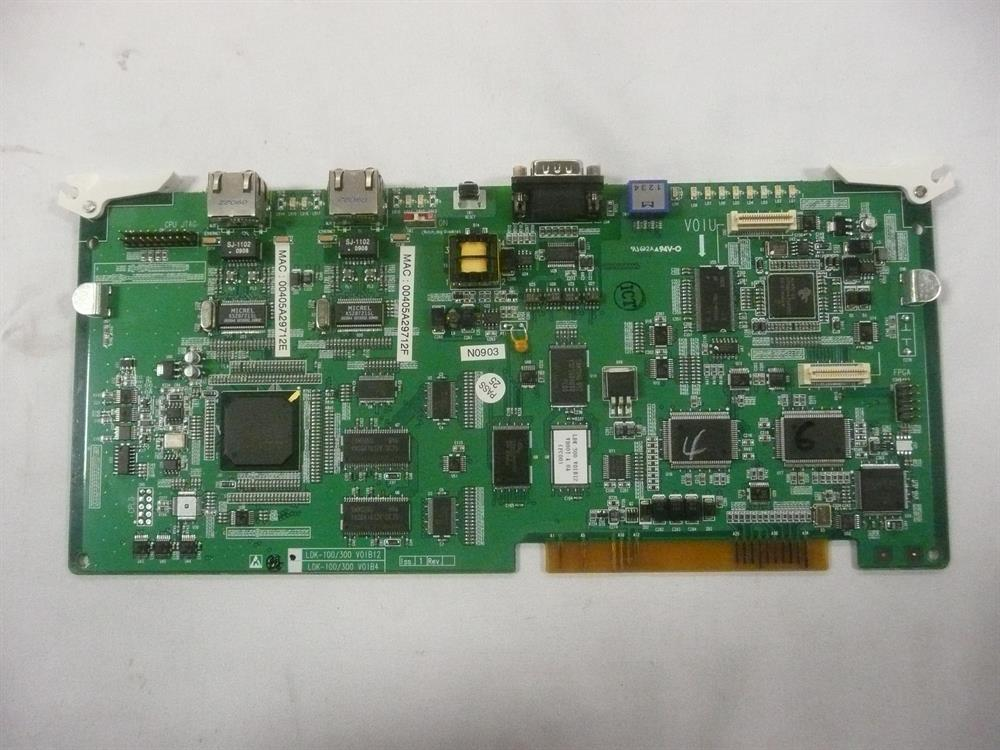 Vertical Vodavi Triad XTS-IP VOIB12 (VOIBE) 3037-12 12 Channel VoIP Resource Circuit Card image