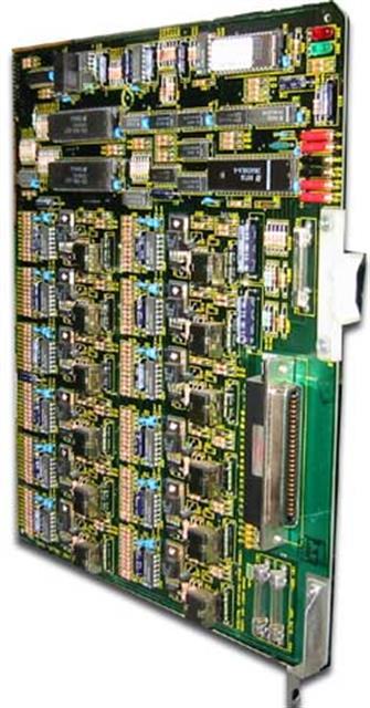 Teltronics 150-1500-0000 Circuit Card image