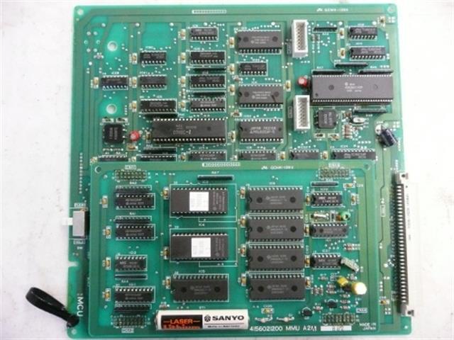 MCU / CPU A / GCMK-128X Circuit Card image