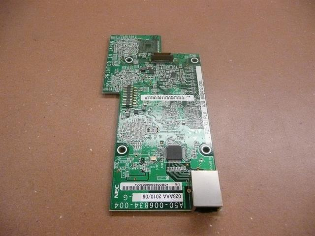 NEC Univerge SV8100 PZ-32IPLA 670104 32 Channel IP Resource Daughter Card image