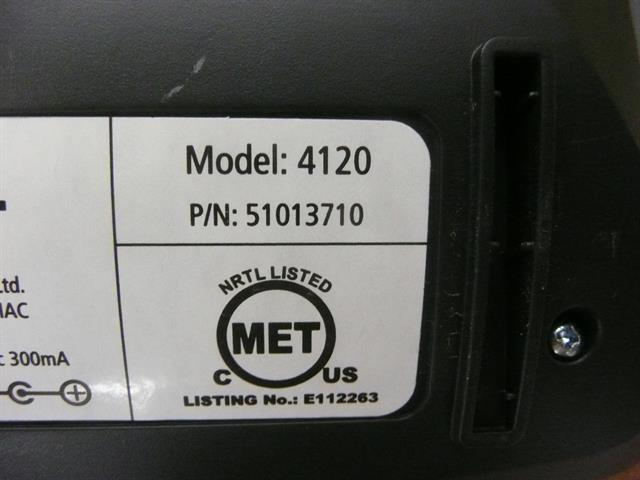 Mitel 4120 (618.5121 / 51013710) Phone image