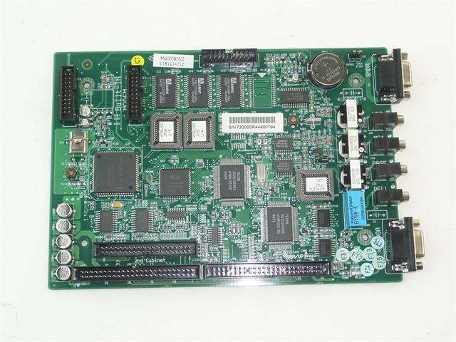 Comdial 7200-00 (A40) Circuit Card image