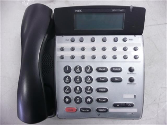 NEC ITR-16D-3 (BK) BB / 780271 Phone image