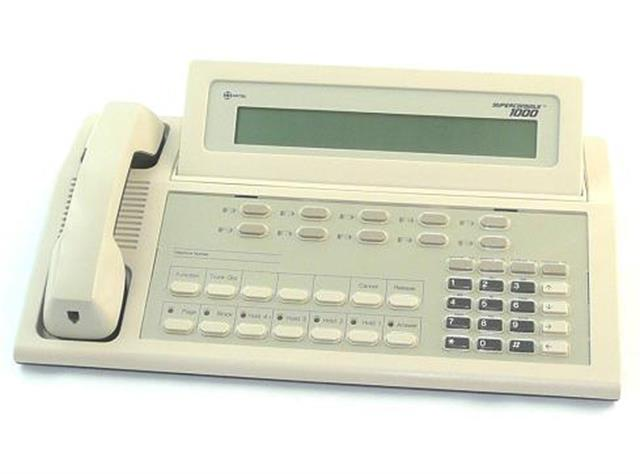 Mitel 9189-000-004-NA Console image
