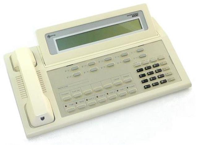 Mitel 9189-000-011-NA (B-Stock) Console image