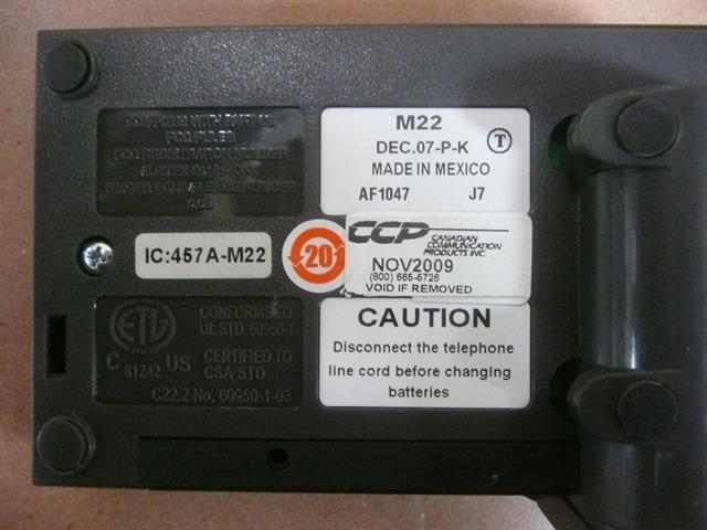 M22 - 43596-40 Plantronics image