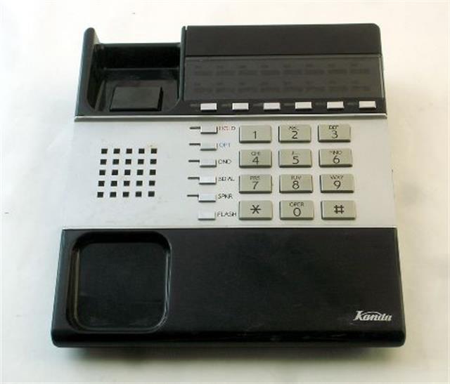 Kanda EK-616C-ST-TEL (HAC) (B Stock) Phone image