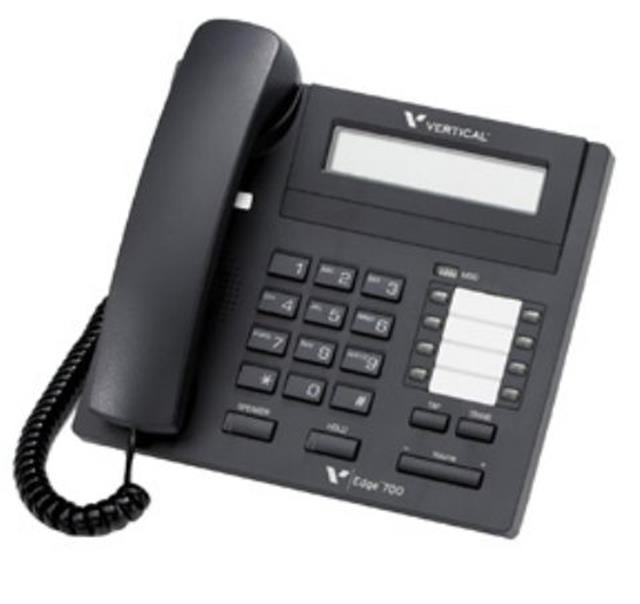 Vertical Communications VW-E700-8 8 Button Digital Telephone with Display image