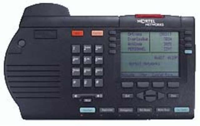 Nortel M3905 / NTMN35 Phone image