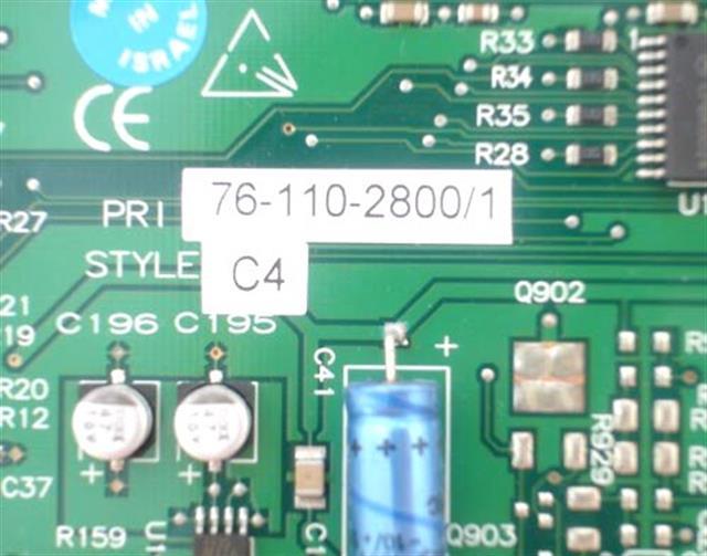 Telrad 76-110-2800 (PRI24) Circuit Card image