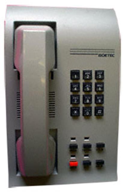 Executone- Isoetec 82500-2 Phone image