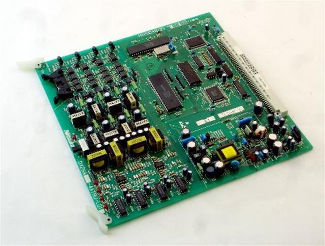 Nitsuko DX2NA-4ATRU-LD1 (92187) 4 Port Analog DID Card image