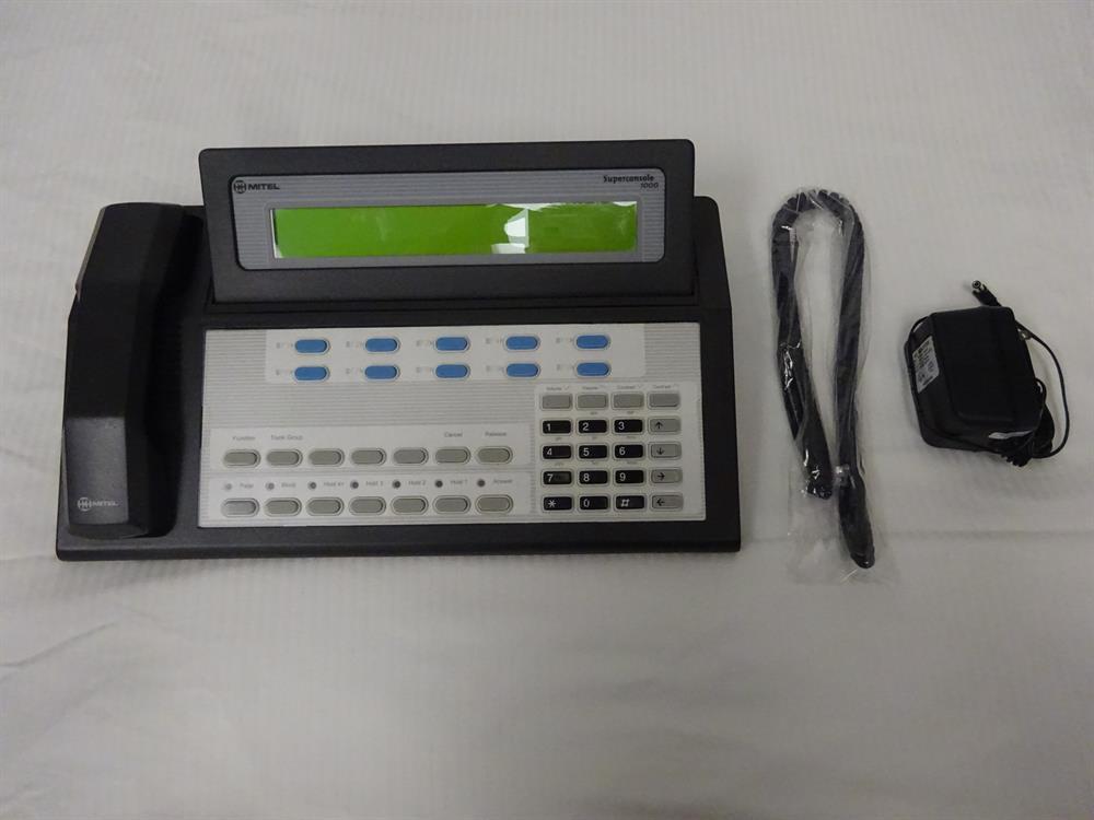 Mitel 9189-000-401-NA Console image