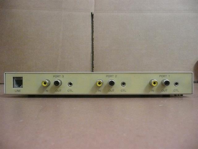 Nitsuko  92259 / DX2NA-3ACI-A Circuit Card image