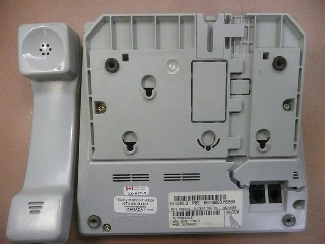 Nortel M5008 / NT4X40LB Phone image