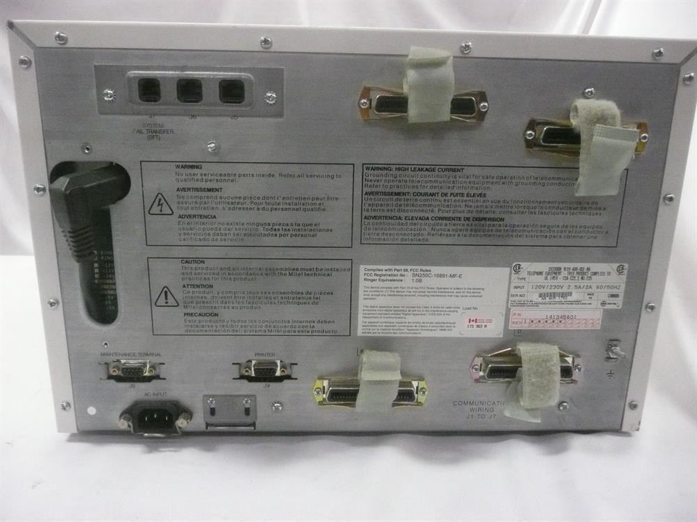 Mitel 9109-600-001-NA KSU image