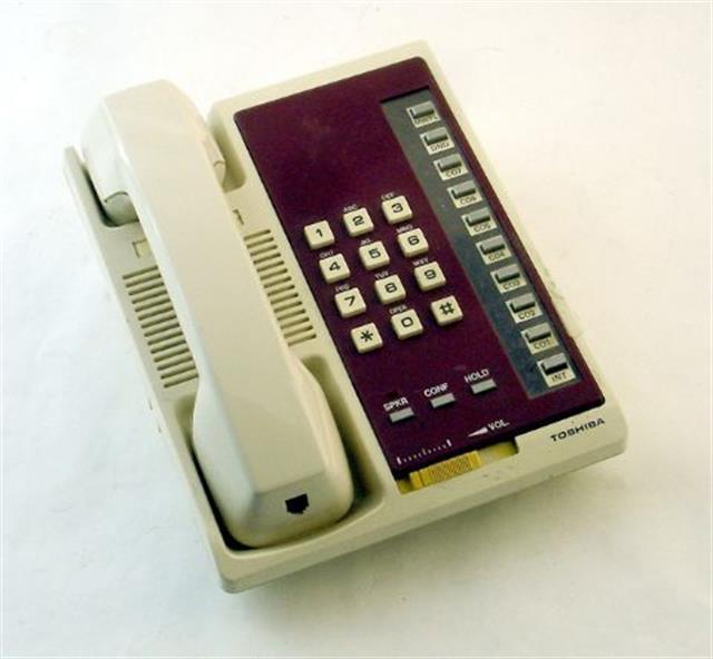 Toshiba 3102HFU Phone image