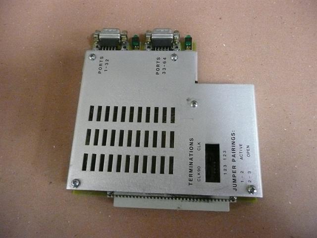 Aspect 6000-0078 Circuit Card image