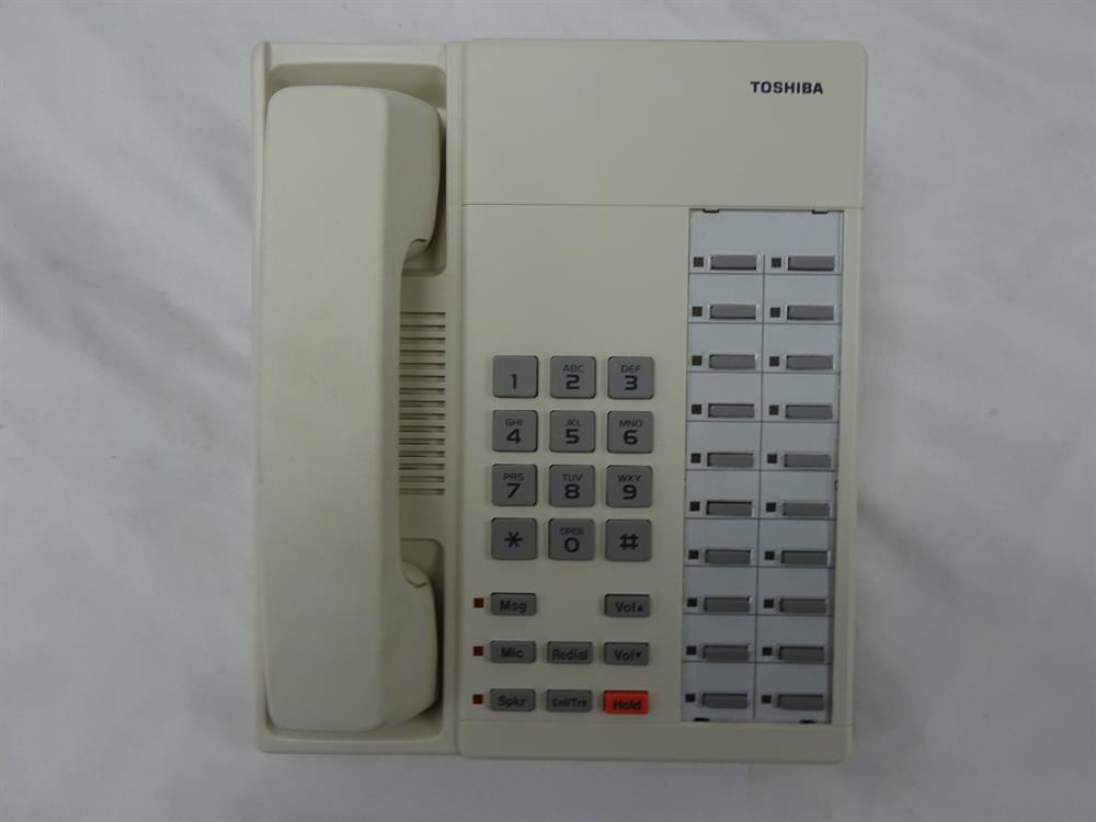 Toshiba DKT2020-S(W) Phone image