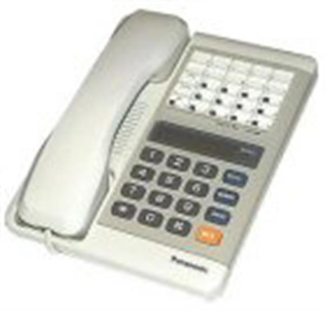 Panasonic Easaphone VA-12022 12 Button Electronic Telephone image
