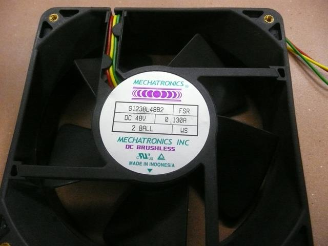 Mechatronics G1238L48B2 Fan image