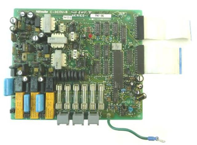 Tie 10815 Circuit Card image